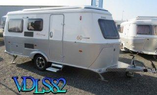 achat caravane / mobil home Eriba 530 60 Eme Edition VDLS SERVICE 82