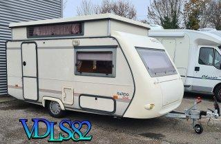 achat caravane / mobil home Rapido Club 38 VDLS SERVICE 82