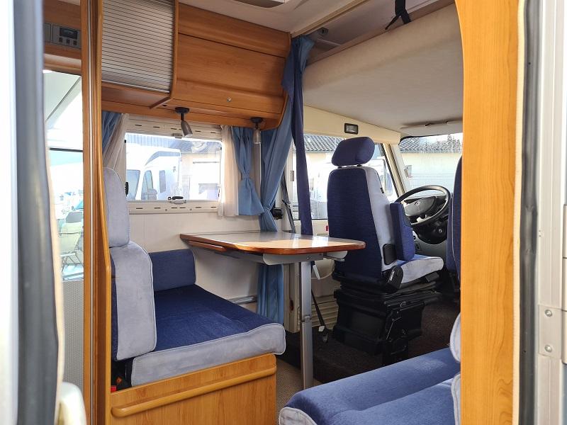 Eriba Jet 646 Blue Line - 4