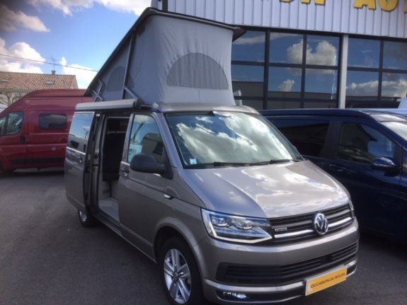 achat  Volkswagen California Coast DUMON CAMPER 31