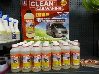 achat CLEAN CARAVANING NORD SUD CARAVANING
