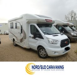 achat  Challenger 288 Eb NORD SUD CARAVANING