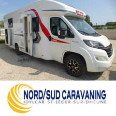 achat  Challenger 398 Xlb Edition Spécial NORD SUD CARAVANING