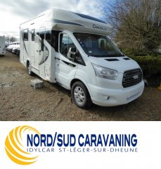 achat  Chausson Flash 628 NORD SUD CARAVANING
