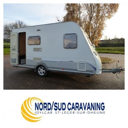 achat caravane / mobil home Caravelair Ambiance 420 NORD SUD CARAVANING