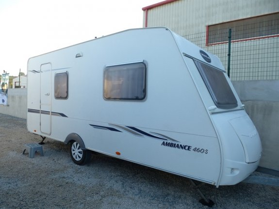 achat caravane / mobil home Caravelair Ambiance 460 NORD SUD CARAVANING