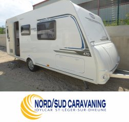 achat caravane / mobil home Caravelair Antares Style 470 NORD SUD CARAVANING
