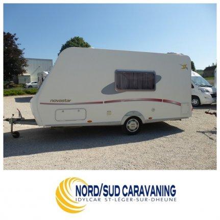 achat caravane / mobil home Sterckeman Novastar 420 CP NORD SUD CARAVANING
