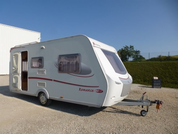achat caravane / mobil home Sterckeman Romance 460 CP NORD SUD CARAVANING