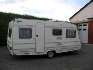 achat caravane / mobil home Caravelair Bahia Plus FRANCE LORRAINE CAMPING CAR
