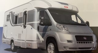 achat  Adria 690 SP Eric BOULANGER