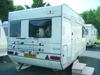 achat caravane / mobil home La Mancelle 400 CB2 CARAVANING LE PRES DES MOINES