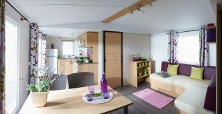 achat caravane / mobil home Rapidhome Lodge 77 LES LOGIS D'ANNE-SOPHIE