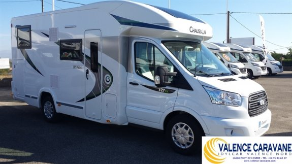 achat  Chausson 627 Ga Special Edition VALENCE CARAVANE