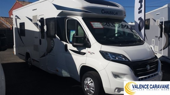 achat  Chausson Welcome 737 VALENCE CARAVANE