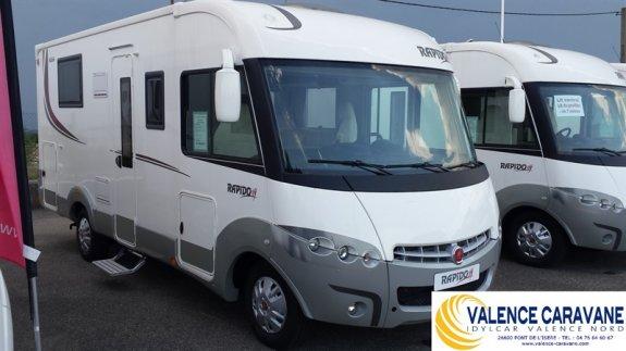 achat  Rapido 850 F VALENCE CARAVANE