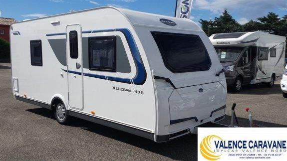 achat caravane / mobil home Caravelair Allegra 475 VALENCE CARAVANE