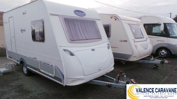 achat caravane / mobil home Caravelair Ambiance Style 400 VALENCE CARAVANE