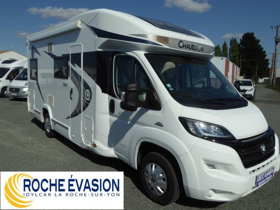 Chausson Flash 626