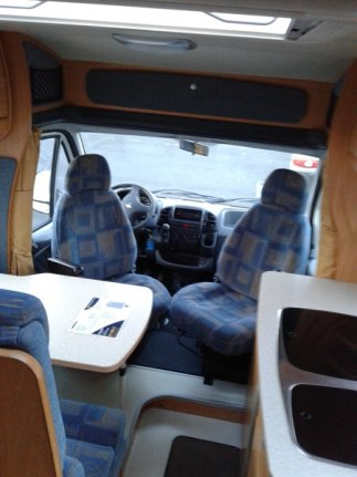 achat  Challenger 101 BRETAGNE CAMPING CARS