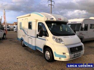 achat  Adria 575 SP LOCA LOISIRS