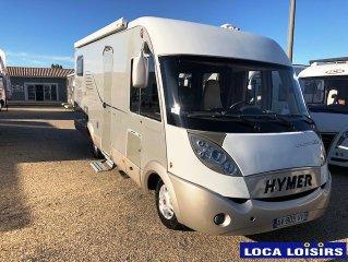 achat  Hymer B 614 Exclusive Line LOCA LOISIRS