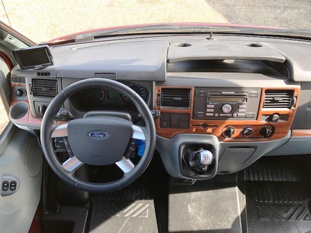eriba car emotion 613 occasion porteur ford transit 2 2 tdci 140 cv bv6 camping car vendre en. Black Bedroom Furniture Sets. Home Design Ideas