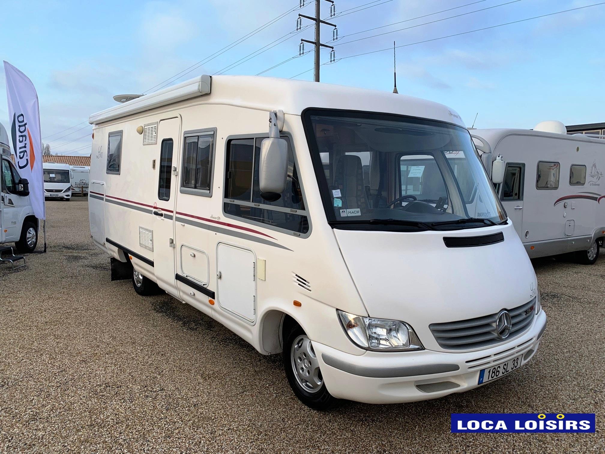 Le Voyageur Lvx 850 Lit Central - 1