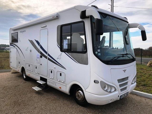 phoenix liner 7800 l occasion porteur iveco daily 3 0 180 cv bva camping car vendre en. Black Bedroom Furniture Sets. Home Design Ideas