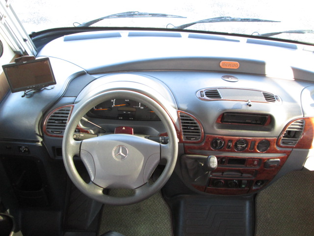 Rapido 986 M Bva Occasion Porteur Mercedes 316 Cdi 156 Cv