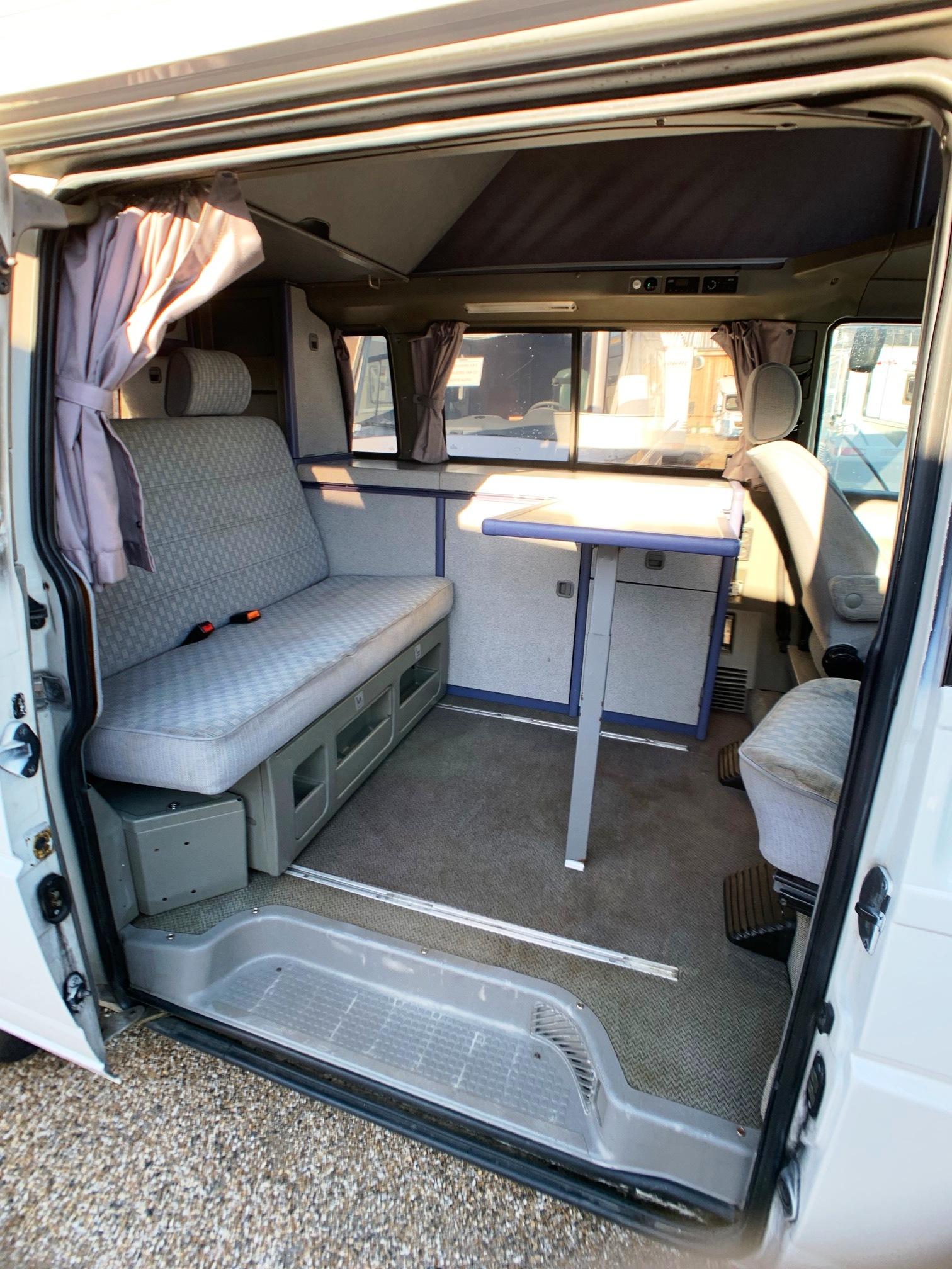 volkswagen t4 california occasion  porteur vw 2 5 tdi 102 cv