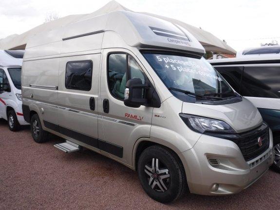 achat escc Campereve Magellan Family Van VAN LOISIRS 42