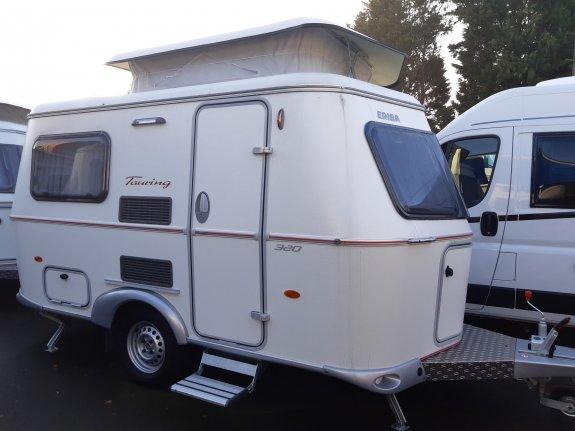 achat caravane / mobil home Eriba Familia 320 MULTI LOISIRS DISTRIBUTION 62