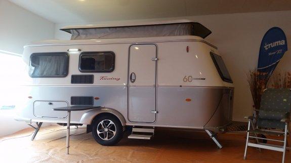 achat caravane / mobil home Eriba Troll 530 60eme Anniversaire MULTI LOISIRS DISTRIBUTION 62