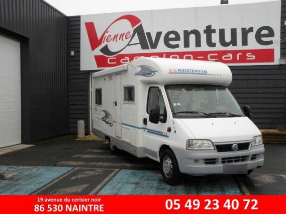 achat  Adria 650 SP VIENNE AVENTURE