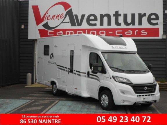 achat  Bavaria T 706 C Style VIENNE AVENTURE