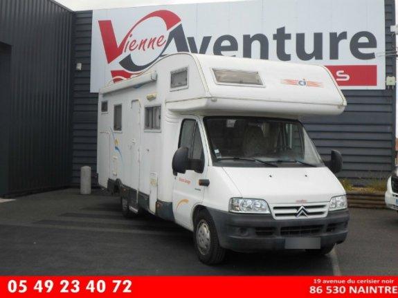 Ci riviera garage occasion annonces de camping car en for Cote argus reprise garage