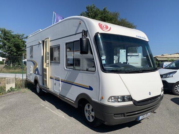 Eura Mobil 680 Sbl