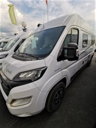 achat  Carado Vlow 600 ADL CAMPING CARS