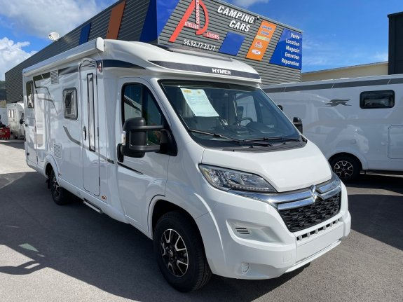 achat  Hymer Exsis T 580 Pure ADL CAMPING CARS