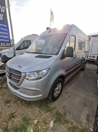 achat  Hymer Free 600 ADL CAMPING CARS