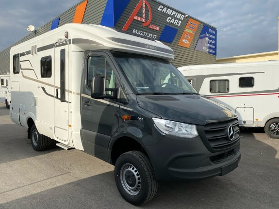 achat  Hymer ML-T 570 ADL CAMPING CARS