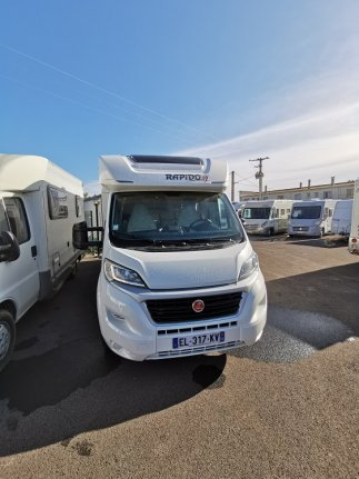 achat  Rapido 680 FF ADL CAMPING CARS