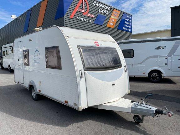 achat caravane / mobil home Burstner Flipper 400 TS ADL CAMPING CARS