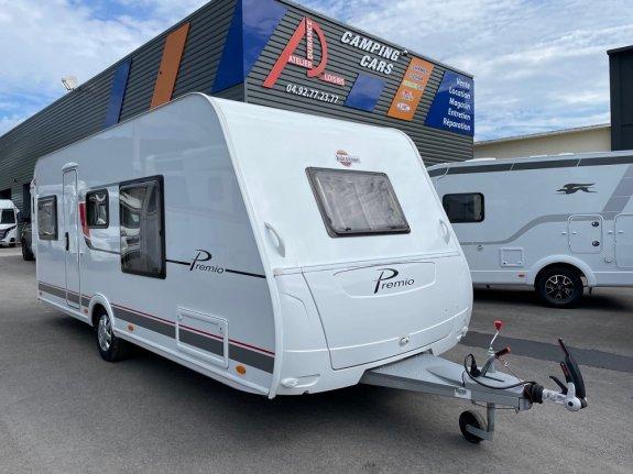 achat caravane / mobil home Burstner Premio 490 Ts ADL CAMPING CARS