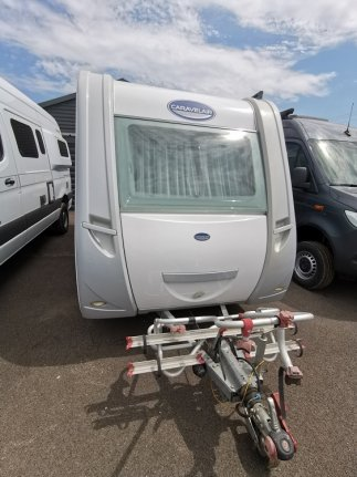 achat caravane / mobil home Caravelair Venicia 420 ADL CAMPING CARS