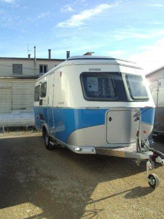 achat caravane / mobil home Eriba Troll 530 ADL CAMPING CARS