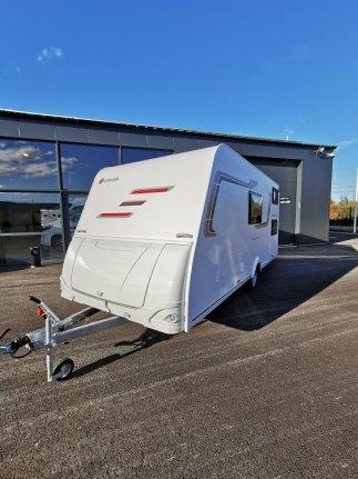 achat caravane / mobil home Sterckeman Easy 496 PE ADL CAMPING CARS