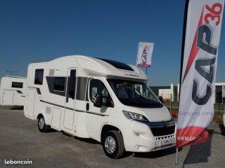 achat escc Adria Coral 600 Sc CAP 36