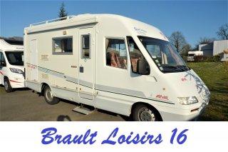 achat  Autostar Aryal 4 BRAULT LOISIRS 16